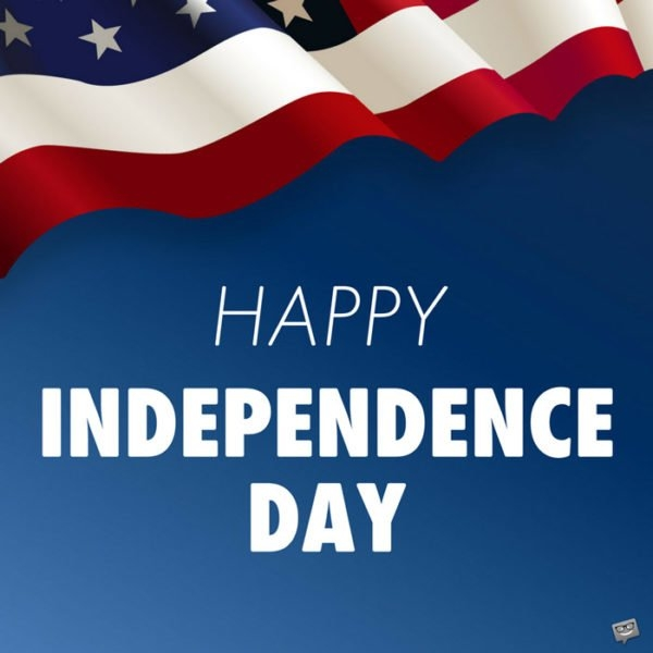 4th of July Observed